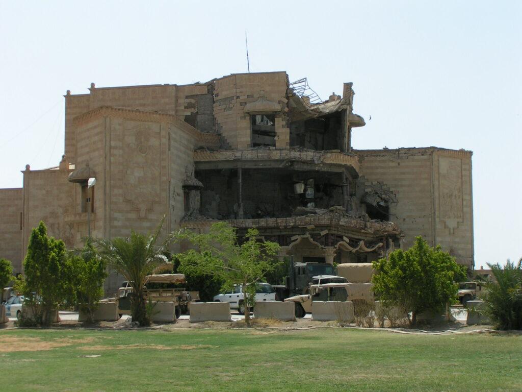 J-Dam Palace, Ramadi
