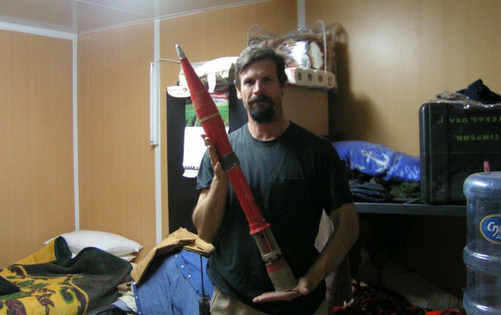 Russian Rocket (practice round)